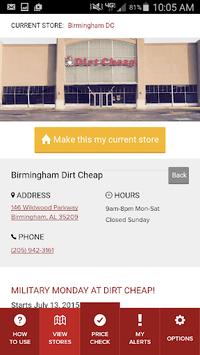 Deal Finder pc screenshot 1
