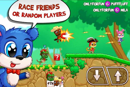 Fun Run 3 - Multiplayer Games pc screenshot 1