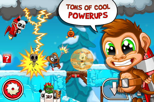Fun Run 3 - Multiplayer Games pc screenshot 2