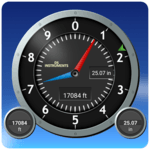 Altimeter & Altitude Widget for pc logo
