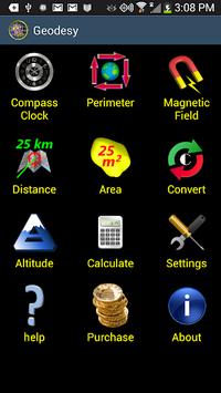 Geodesy Earth Tools pc screenshot 1
