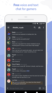 Discord - Chat for Gamers pc screenshot 1