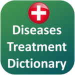 Diseases Treatments Dictionary icon