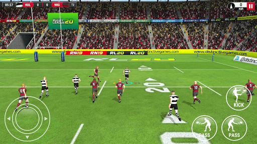 Rugby League 20 PC screenshot 2