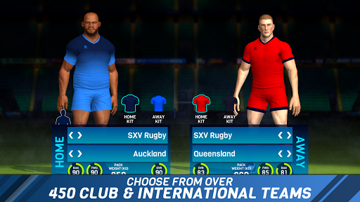 Rugby Nations 18 pc screenshot 1