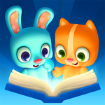 Little Stories. Read bedtime story books for kids icon
