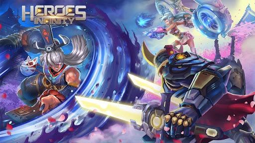 Heroes Infinity: Blade & Knight Online Offline RPG pc screenshot 1