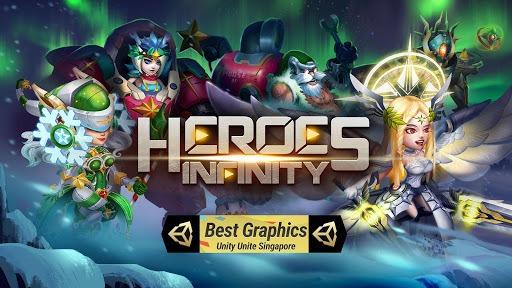 Heroes Infinity: Blade & Knight Online Offline RPG pc screenshot 2
