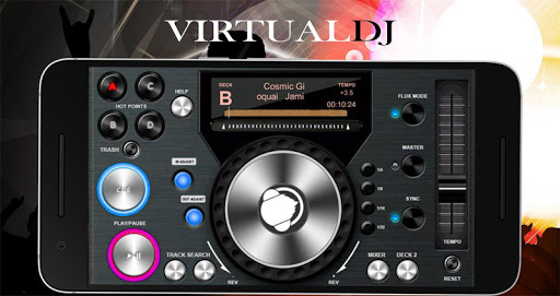Virtual DJ Mixer 8🎛 Djing Song Mixer & Controller pc screenshot 1
