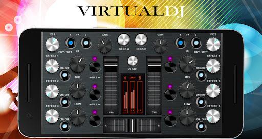 Virtual DJ Mixer 8🎛 Djing Song Mixer & Controller pc screenshot 2