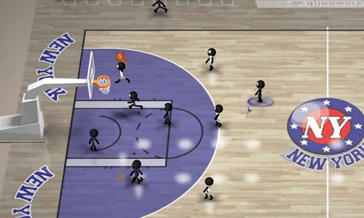 Stickman Basketball pc screenshot 1