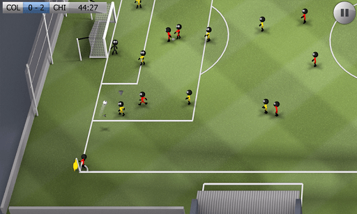 Stickman Soccer - Classic pc screenshot 2