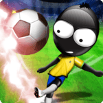 Stickman Soccer 2014 for pc logo
