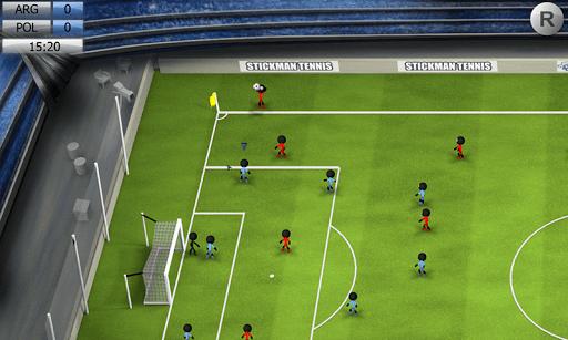 Stickman Soccer 2014 pc screenshot 1