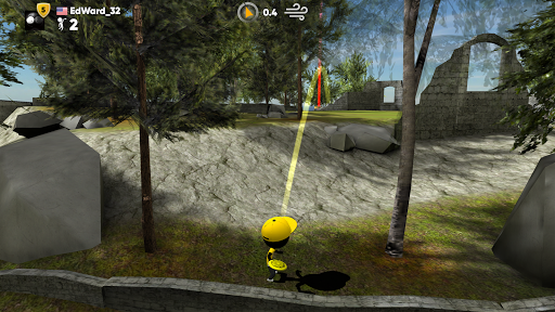 Stickman Disc Golf Battle pc screenshot 1