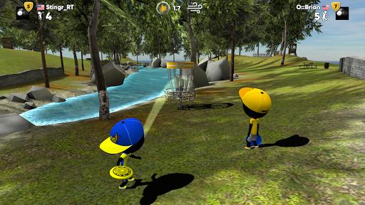 Stickman Disc Golf Battle pc screenshot 1