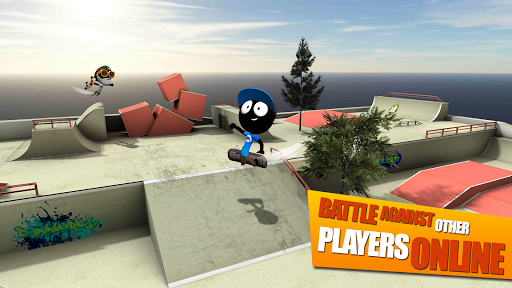 Stickman Skate Battle pc screenshot 1