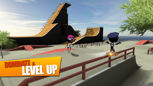 Stickman Skate Battle pc screenshot 2