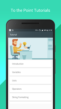 Python Tutorial and Interpreter (Offline) pc screenshot 1
