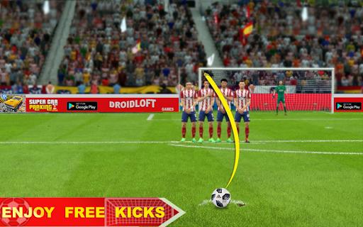 Soccer Football Flick Worldcup Champion League pc screenshot 1