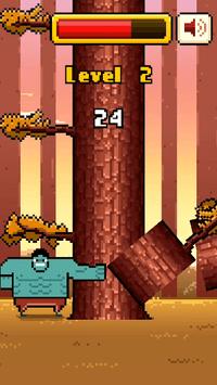 Timberman pc screenshot 2