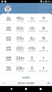 Weight Gurus pc screenshot 2