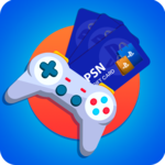 Gift Cards for PSN – Free Promo Codes & Rewards icon