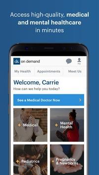 Doctor On Demand pc screenshot 1