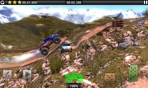 Offroad Legends - Hill Climb pc screenshot 1