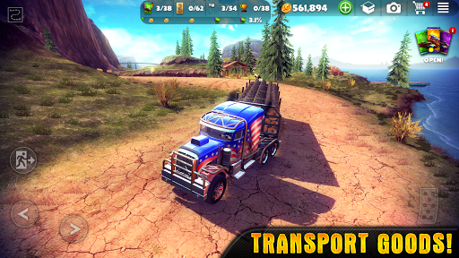 Off The Road - OTR Open World Driving pc screenshot 1