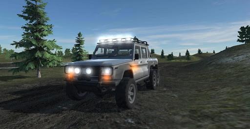 REAL Off-Road 2 8x8 6x6 4x4 pc screenshot 1