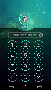AppLock pc screenshot 1