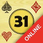Thirty-One (31, Blitz) – Card Game 2019 icon