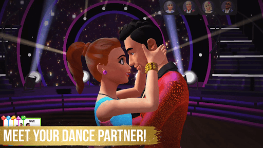 Dancing With The Stars pc screenshot 1