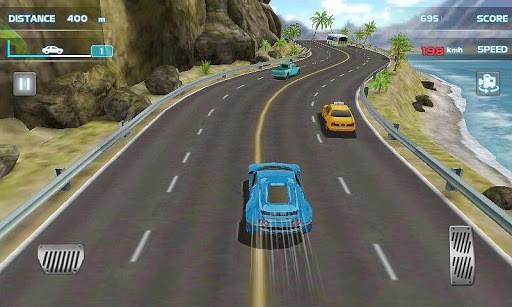 Turbo Driving Racing 3D pc screenshot 1