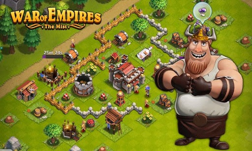 War of Empires - The Mist pc screenshot 1
