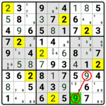 Sudoku - Best Free Logic Brain Puzzle Game icon