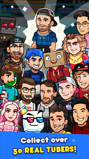 Idle Tuber - Become the world's biggest Influencer pc screenshot 1