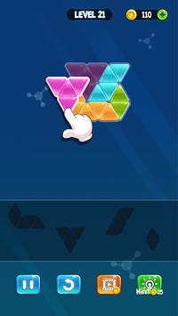 Block Puzzle Triangle Tangram pc screenshot 1