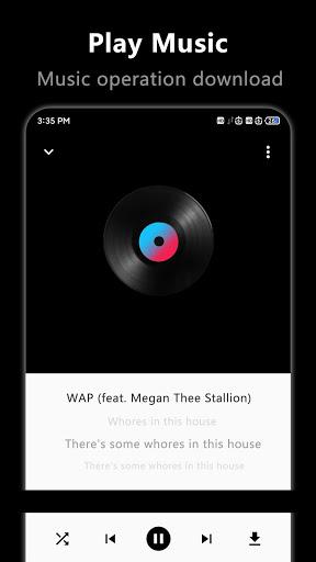 Free Music Downloader -Mp3 download music pc screenshot 1