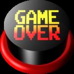 Game Over Button icon