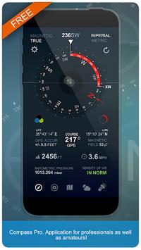 Compass Pro pc screenshot 1