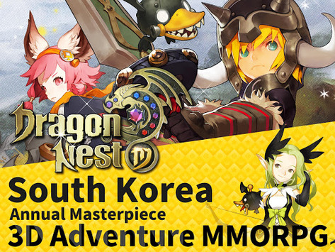 Dragon Nest M pc screenshot 1