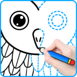 Draw.ai - Learn to Draw & Coloring for pc logo