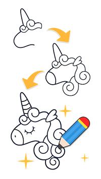 Draw.ai - Learn to Draw & Coloring pc screenshot 2
