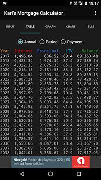 Karl's Mortgage Calculator pc screenshot 2