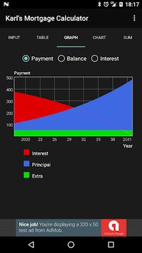 Karl's Mortgage Calculator pc screenshot 1