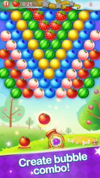 Bubble Fruit pc screenshot 1