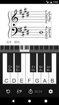 Vivace: Learn to Read Music pc screenshot 1