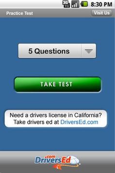 Drivers Ed pc screenshot 1